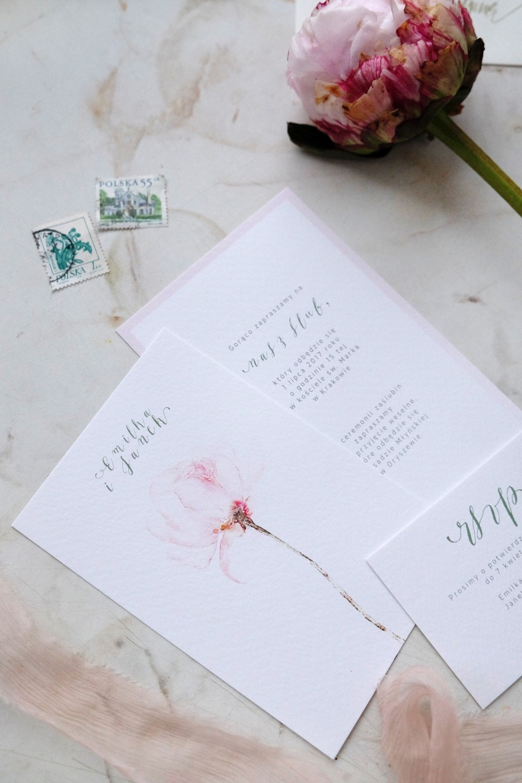 Oryginalne-Zaproszenia-Ślubne-Piwonia-Minimal-01