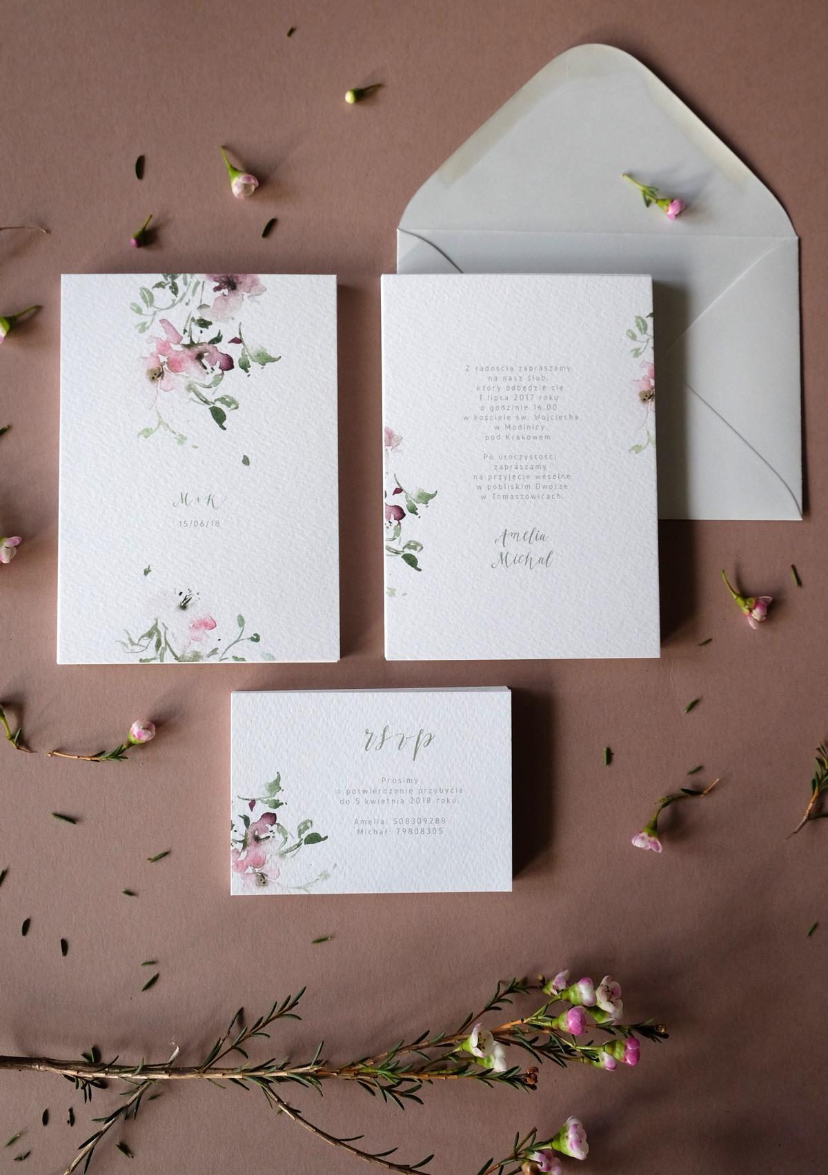 Oryginalne-Zaproszenia-Ślubne-z-Motywem-Kwiatowym-Verona1