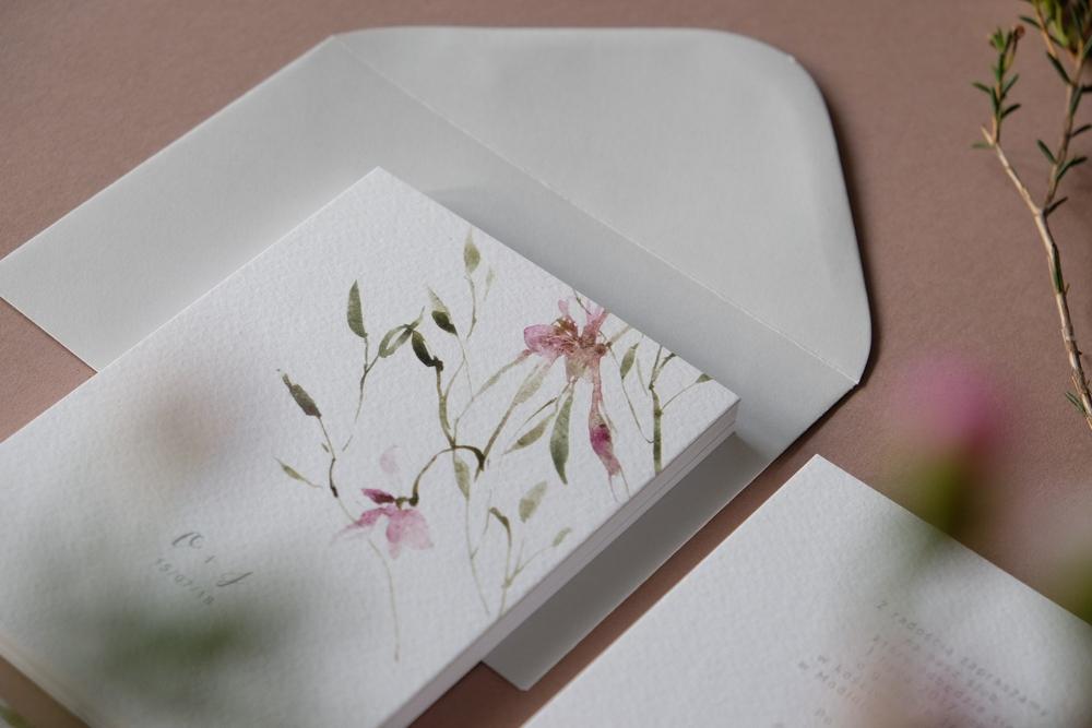 Oryginalne-Zaproszenie-Ślubne-motyw-kwiatowy3