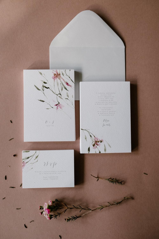 Oryginalne-Zaproszenie-Ślubne-motyw-kwiatowy5